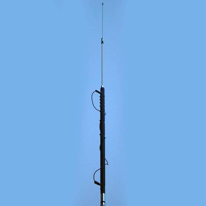 Antena móvil vertical HF Original OUT-250-F 3.5 a 57 Mhz. 200W 1.64 m