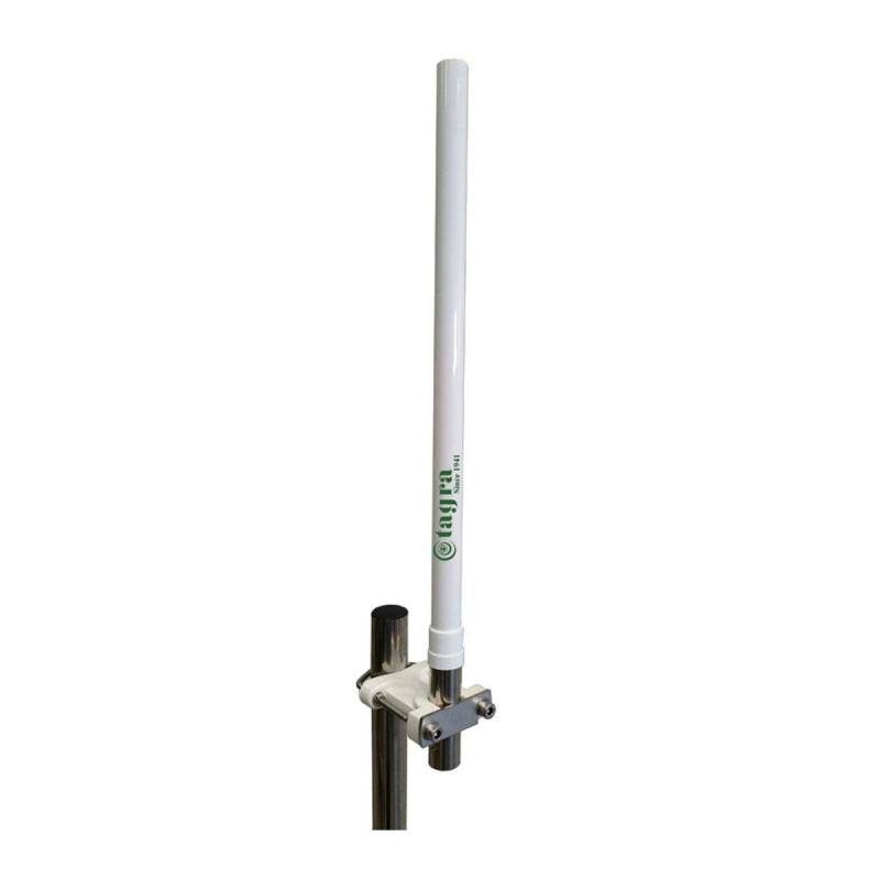 Antena marina VHF Tagra CVX-3PL 5/8 onda 100W 3dB 1.23m Conector PL