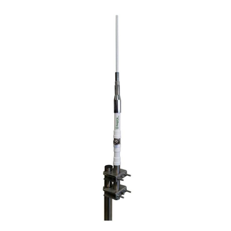 Antena marina HF Tagra HF-600 1.4-30 Mhz 600W 6 m en 2 tramos